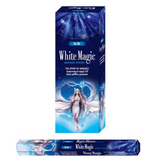 GR White Magic Incense Sticks 15 gram Box
