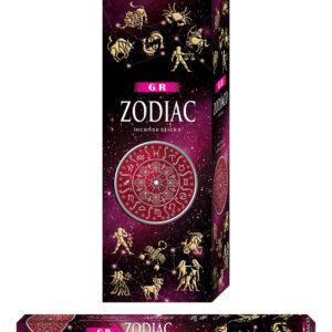 Zodiac Incense Sticks 15 gram Box