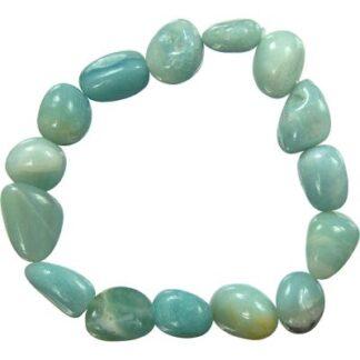 Tumbled Amazonite Bracelet