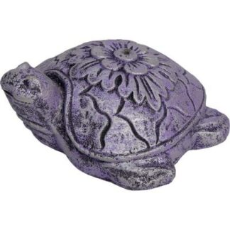 Volcanic Stone Turtle Incense Holder