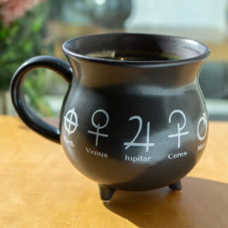 Alchemy Cauldron Mug Bowl