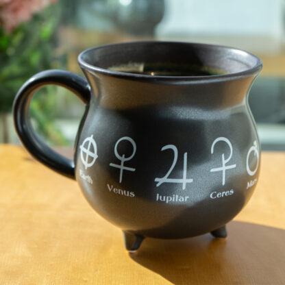 Alchemy Cauldron Mug Bowl