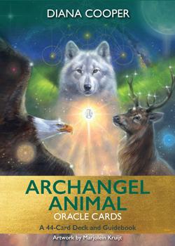 Arcangel Animal Oracle Cards