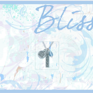 Bliss Spirit Card with Necklace