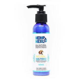 Hemp Skin Therapy Lotion