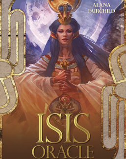 Isis Oracle Box Set of 44 cards and guidebook