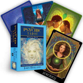 The Psychic Tarot Oracle by John Holland