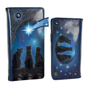 Wish Upon a Star Embossed Wallet