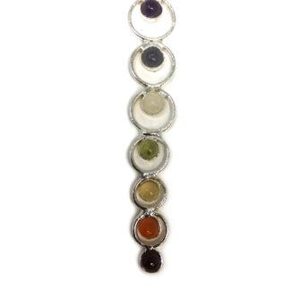 Chakra Ladder Necklace