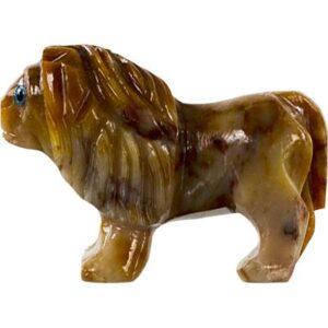 Dolomite Stone Lion