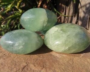 Emerald Green Fluorite Gallets Small or Medium