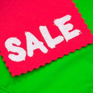 2. On Sale!