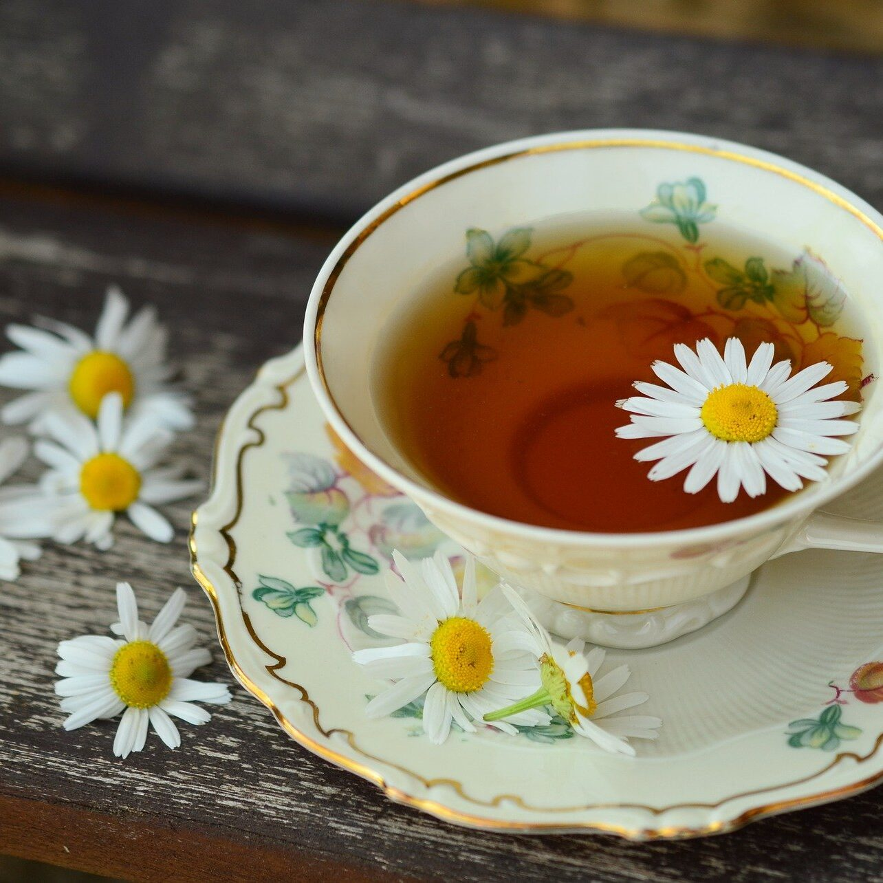 Tea, Cups and more