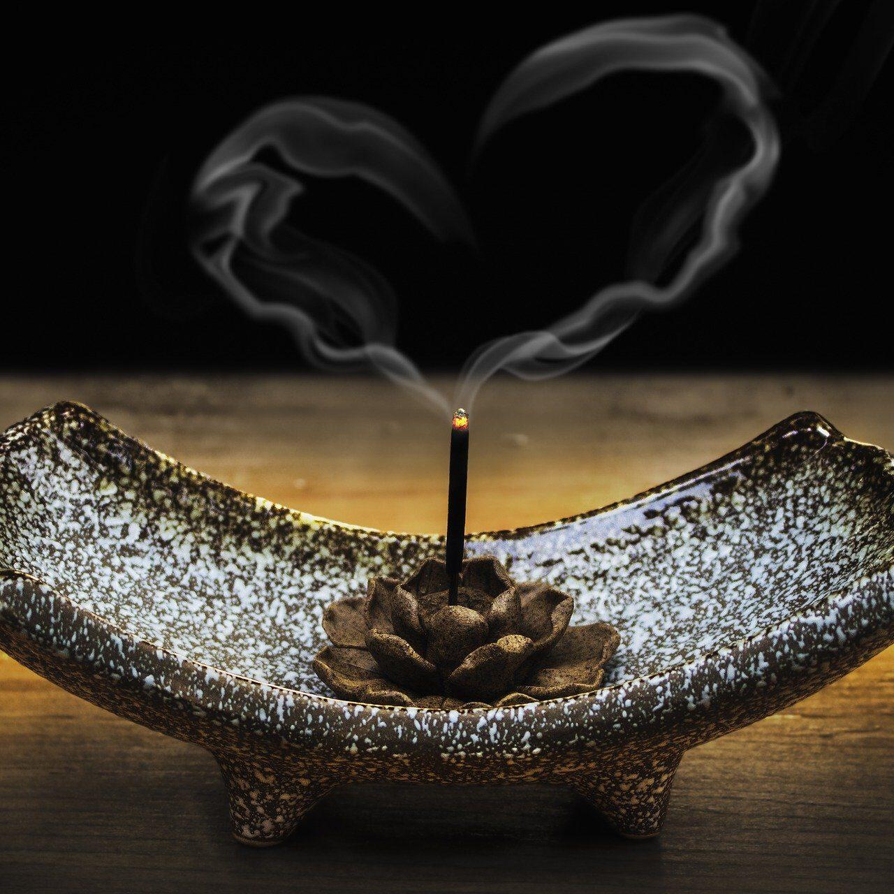 Incense, Sage + more