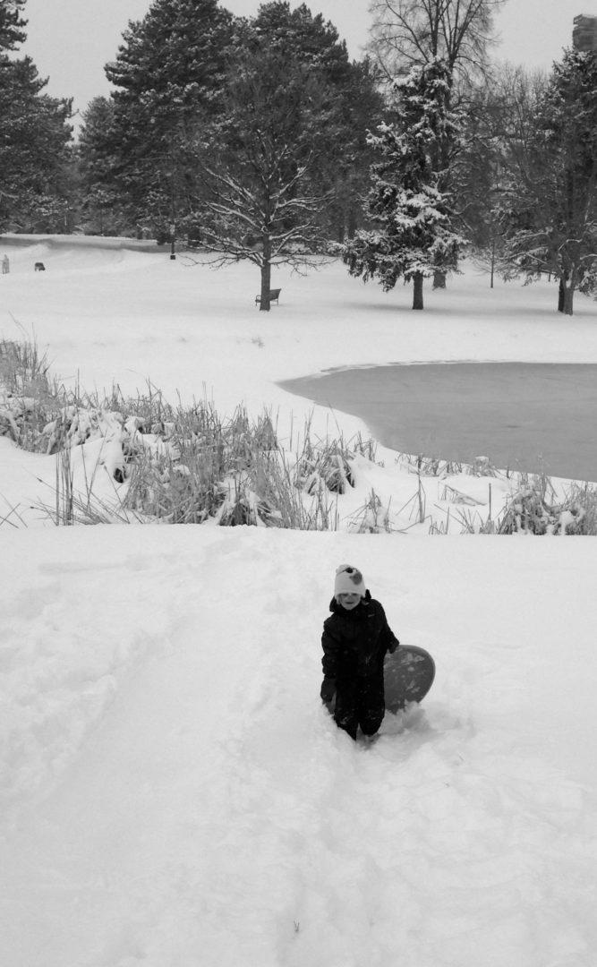 Winter Fun - Brenna Brooks-Larsen