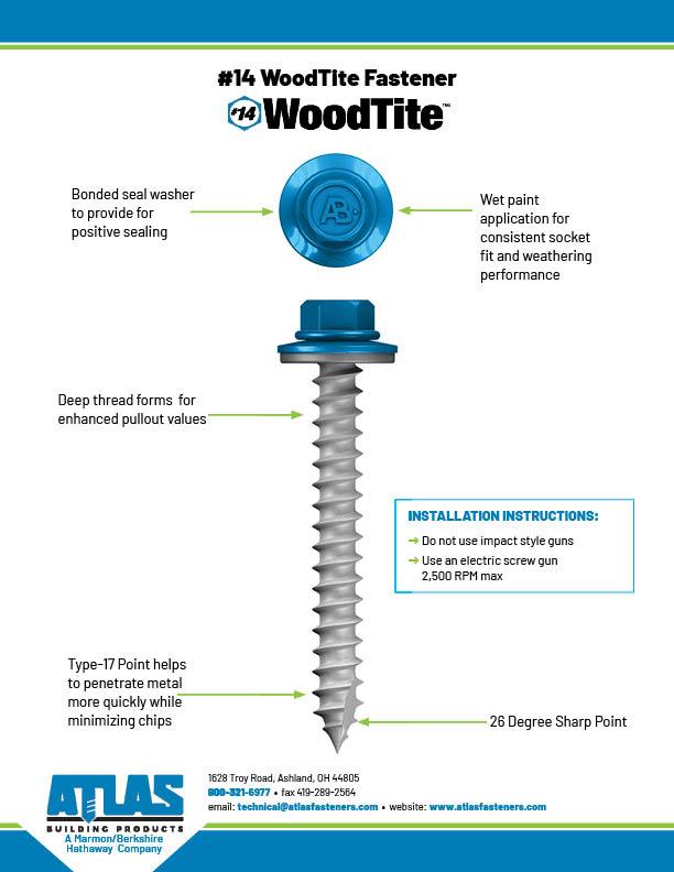#14 WoodTite