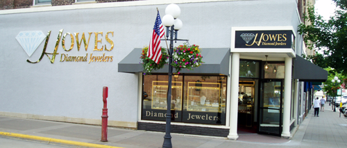 Howes Red Wing store
