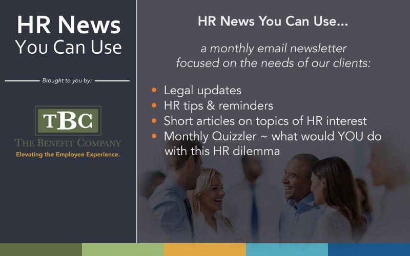 HR News Monthly