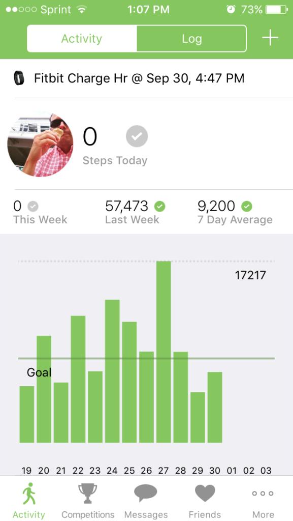 walker tracker individual stats