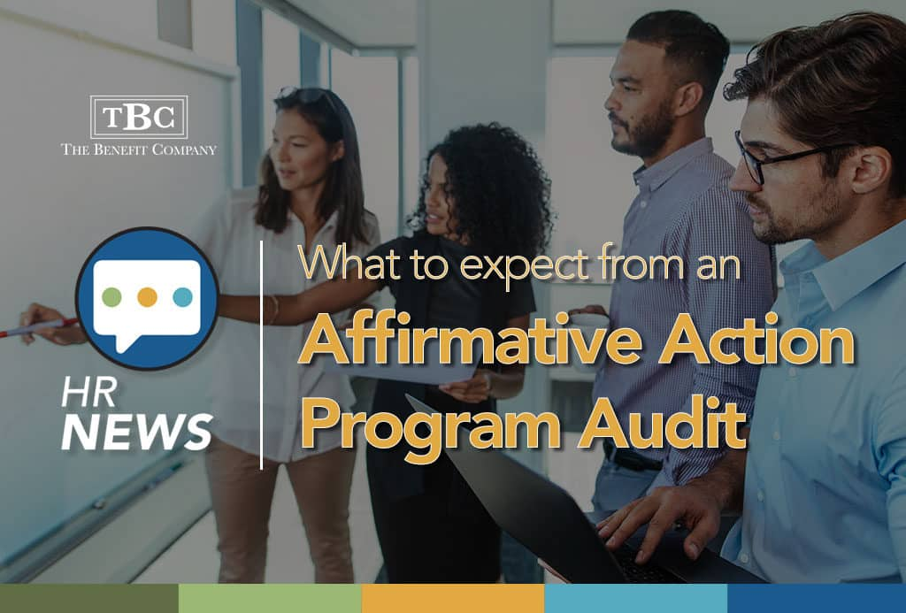 Affirmative Action Program Audit