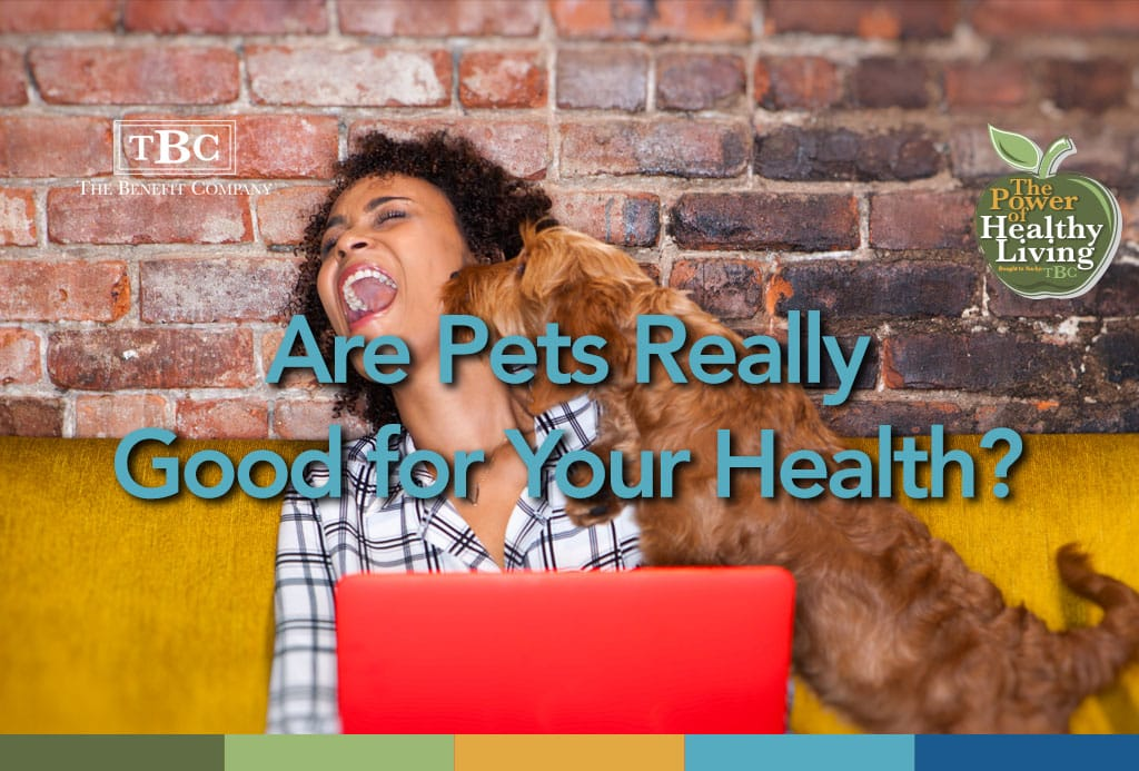 Pets Good for Health