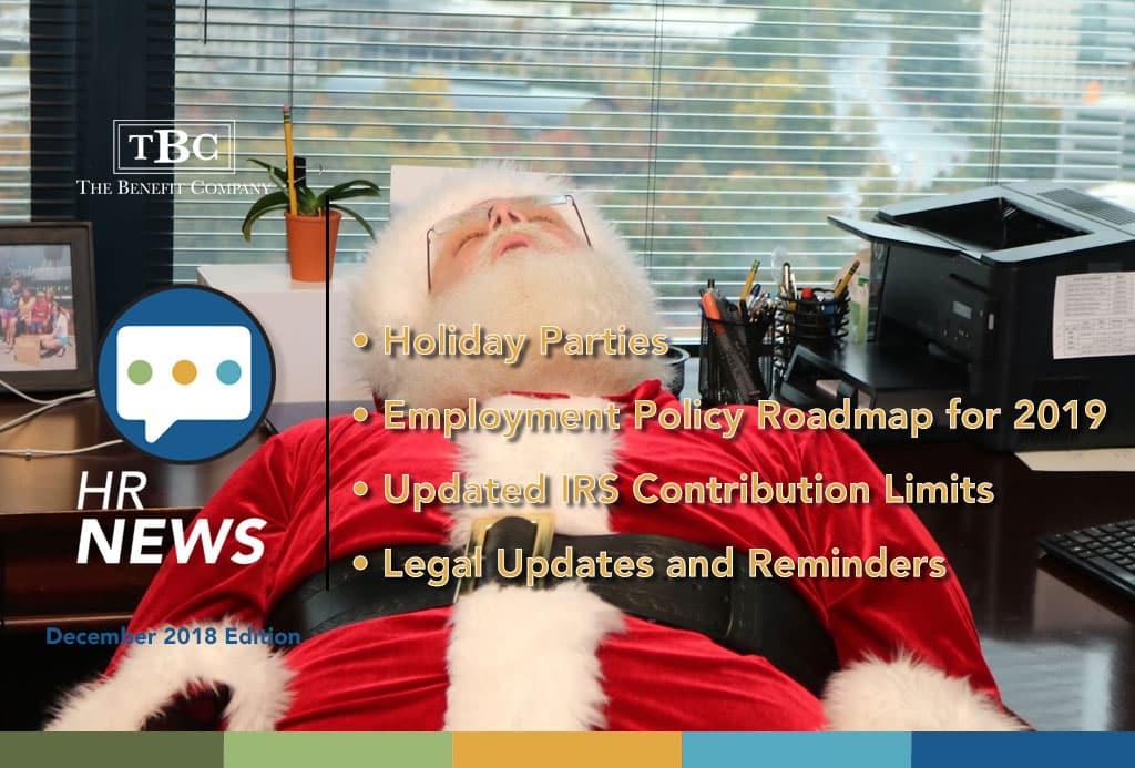 HR News December 2018