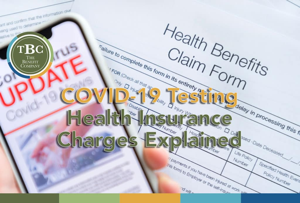 COVID-19 Testing Charges Explained