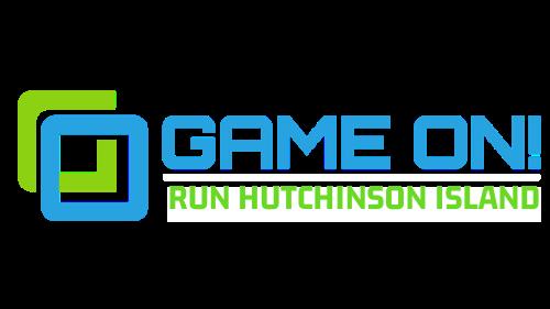 RUN HUTCHINSON ISLAND LOGO - LANDSCAPE