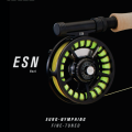 Sage's Euro Nymphing ESN Fly Reel ...