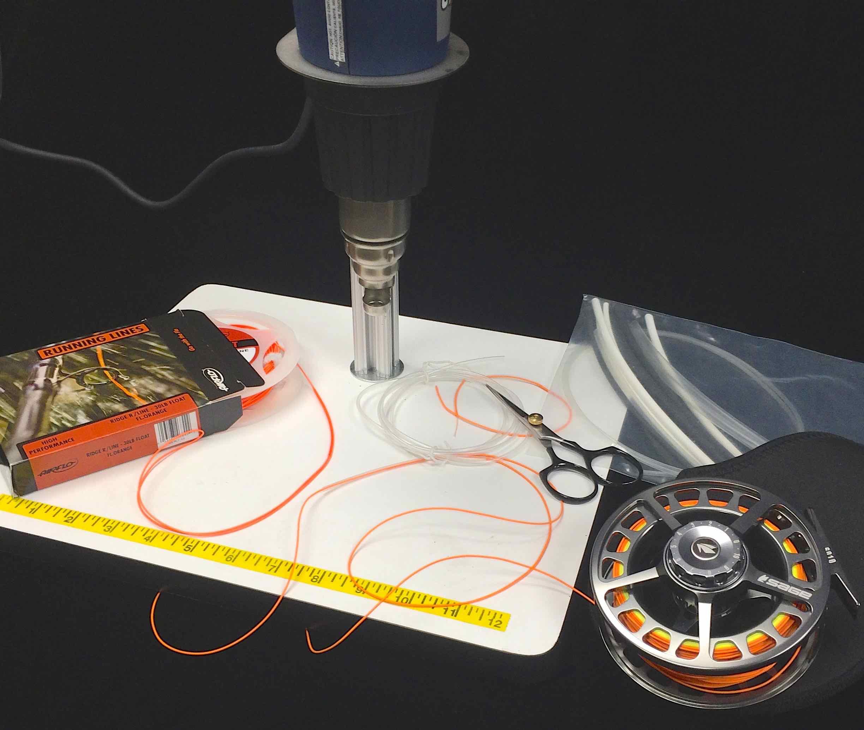 Fly Line Welding Repair Machine Sage 6010 Fly Reel AAA