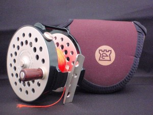 Hardy Fly Reel with Reel Foot that is too Large