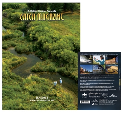 Catch Magazine Season 8 DVD B