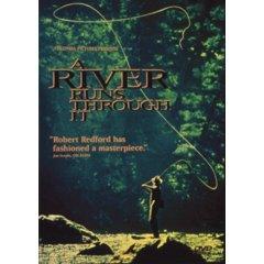 DVD river runs Through