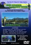 High Sticking & Reading Water with Kelly Galloup DVD
