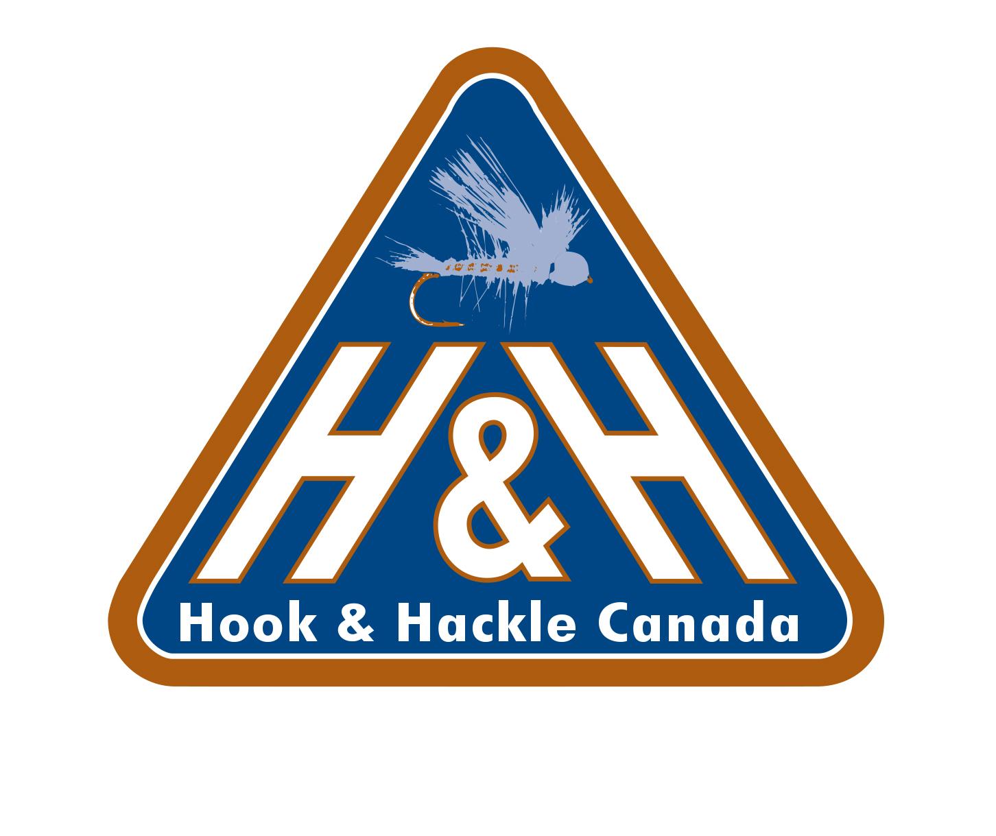 Hook & Hackle Canada Logo