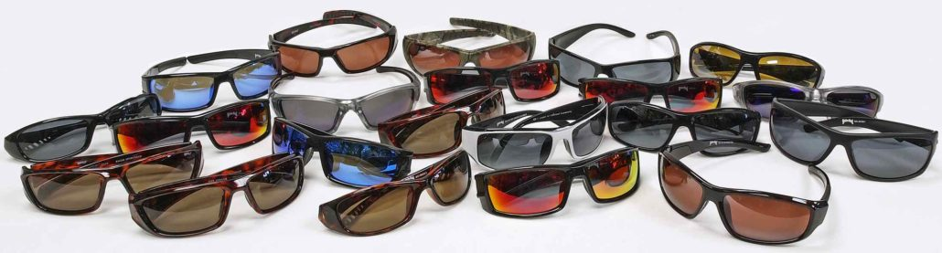 Polarized-Sunglasses-selection