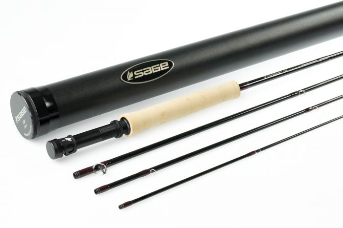 The Sage ESN Nymphing Fly Rod.