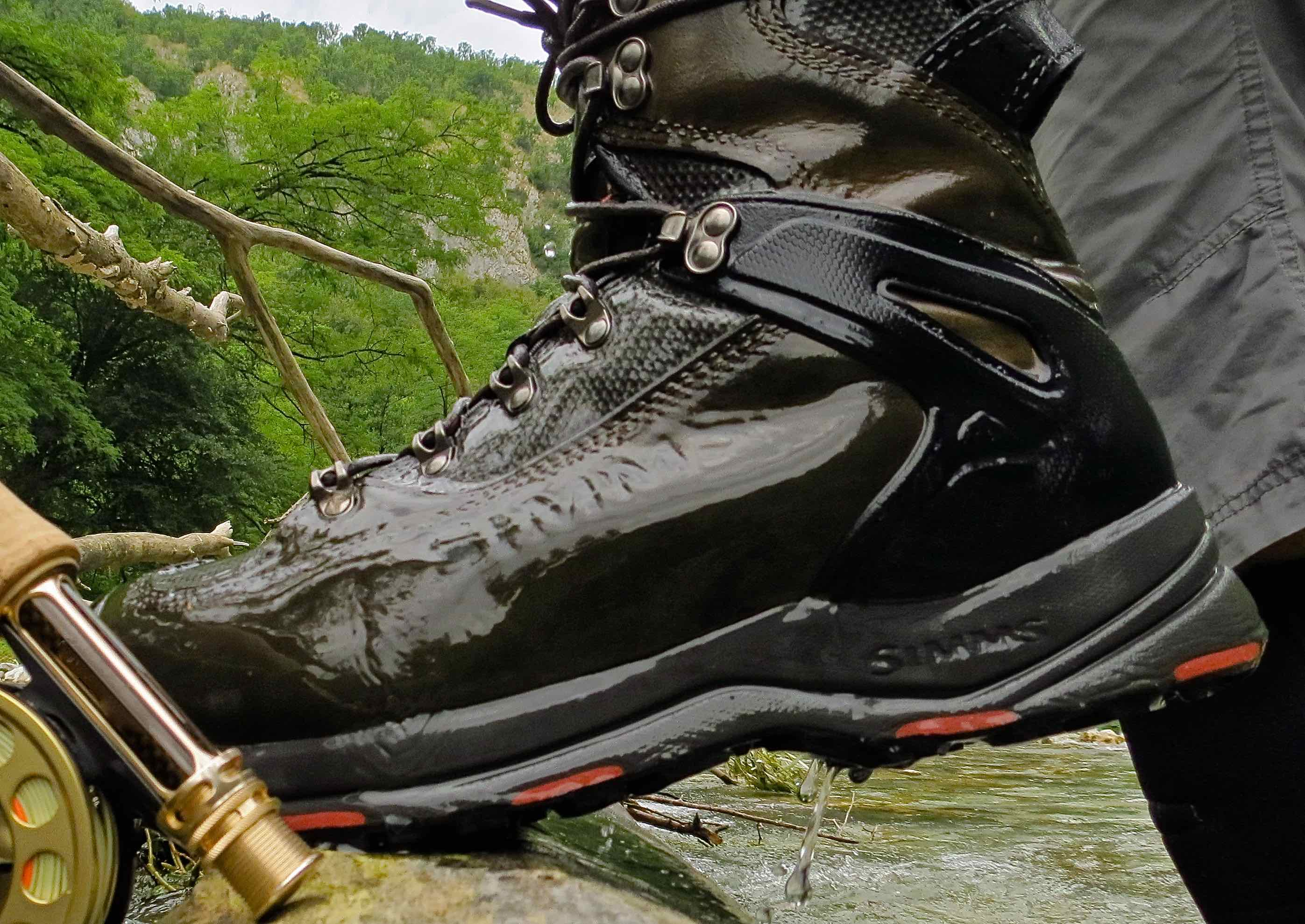 Simms Wading Boots