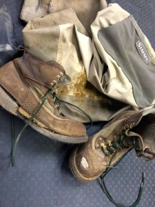 Time for new Wadres and Boots Simms G3 Waders and Guide Boots BB
