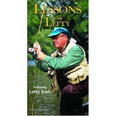 dvd Lessons with lefty Kreh lessons