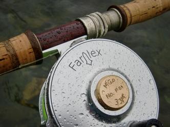 Farlex Spey Fly Reels Logo