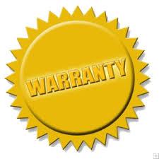 Warranty Button