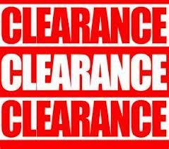 Clearance Page Image