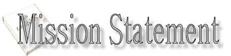 Mission Statement Button