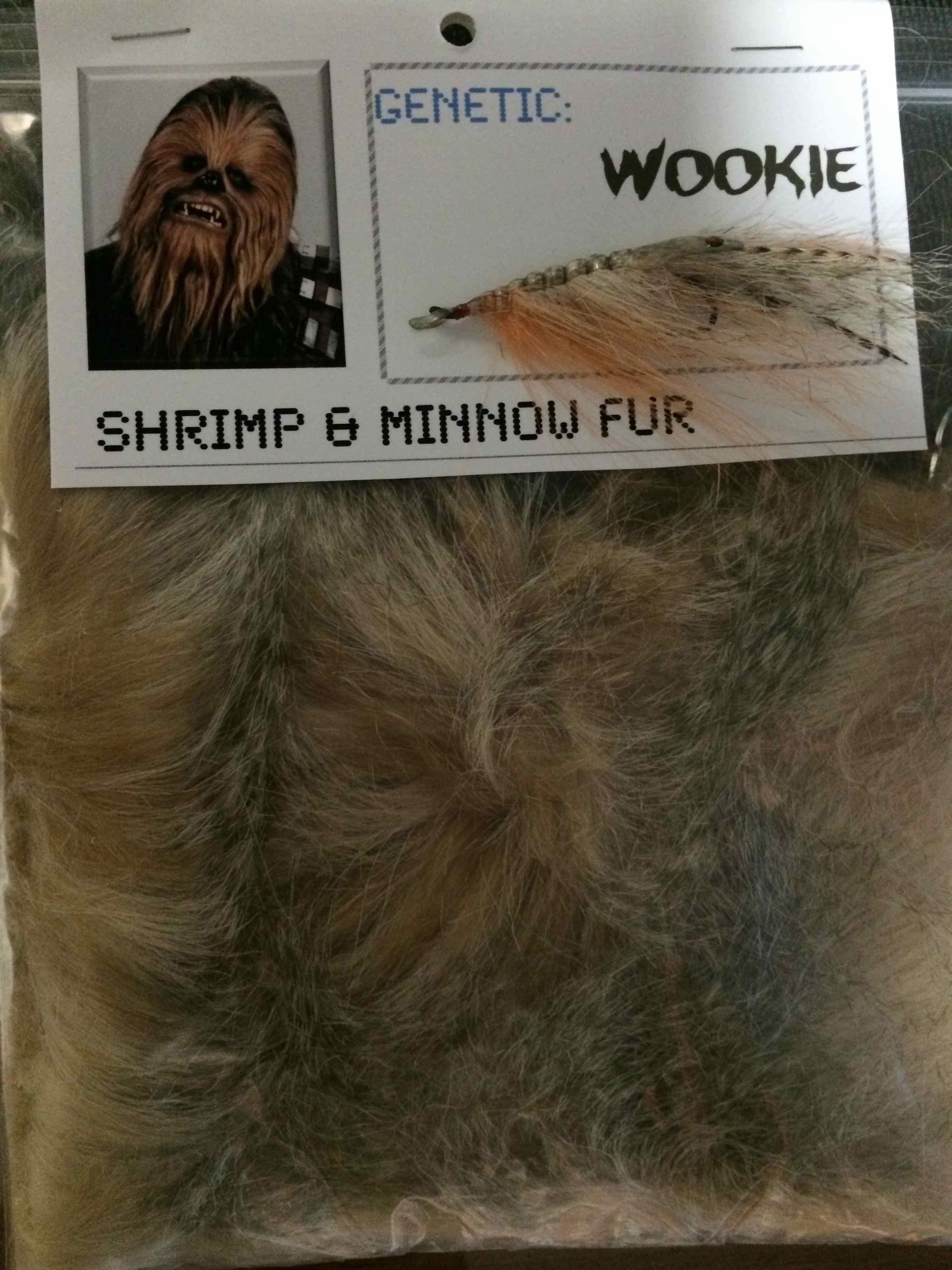 Wookie Fur Original Image Resized