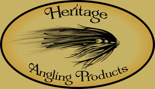 Heritage Angling Products Logo - heritage-logo-50001