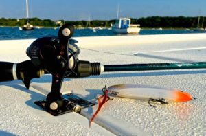 St Croix Legend Extreme Baitcast Rod Shimano Core Baitcaster Rapala Skitter V10 Lure BBB
