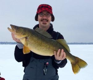 Ian Lake Simcoe Quinte Walleye AA