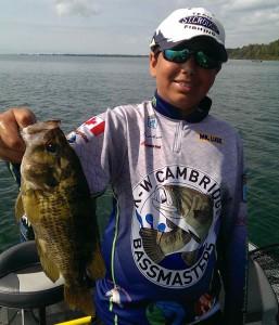 Lake Erie Giant Rock Bass BBB