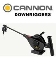 Cannon Downriggers Logo